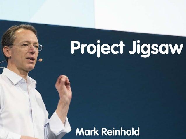 Project Jigsawと、ちょっとだけVector API