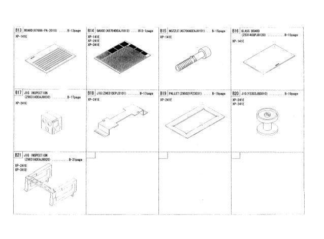 SMT machine maintenance Jig / Tools for FUJI xp 141 e241e341e