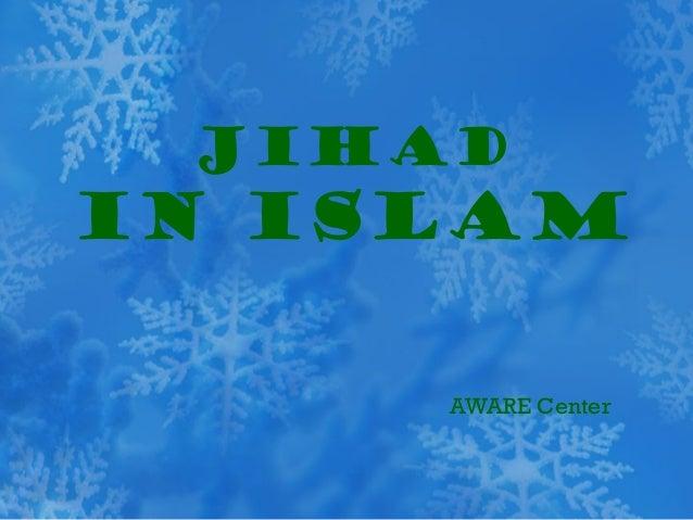 Jihadin IslamAWARE Center