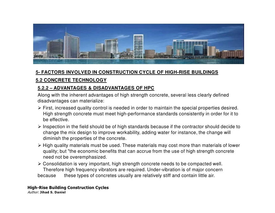 J S  Daniel paper for high rise building construction cycle