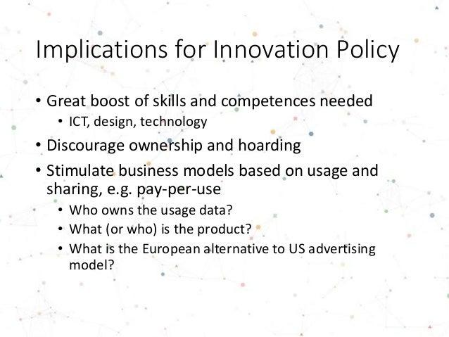 MAKE-IT presentation at the 8th European Innovation Summit (European Parliament) - David Langley - 16-11-2016