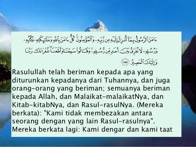 ilmu yang paling muliamembincangkan tentang Penciptaalam (Allah)ilmu yang paling pentingmembincangkan hikmah kewujudanmanu...