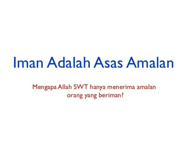 Kitab Tauhid Jilid 1 fasal  2 Slide 2
