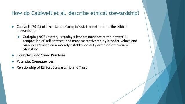 Discussing Ethical Behavior