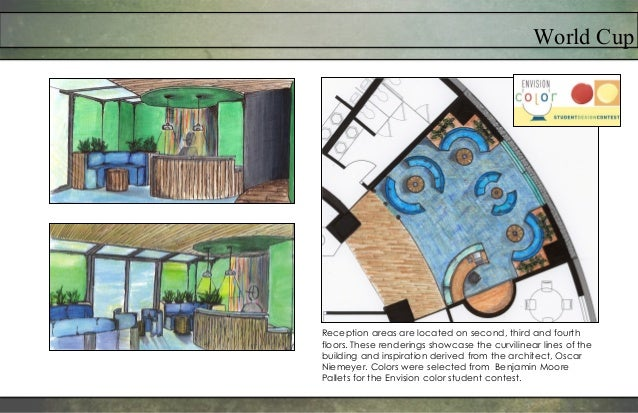 World CupElectrical Plan Second Floor Furniture Plan- Third floor using systems furniture