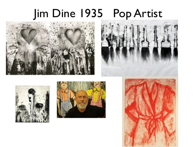 Jim Dine Hearts Project And History Jan 2014