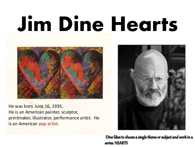 Jime Dine Heart Powerpoint