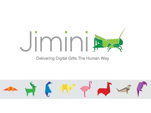 Delivering Digital Gifts The Human Way