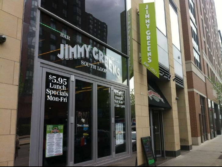 Jimmy Greens