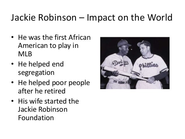 English Essay Topics The Life Contributions And Baseball Career Of Jackie Robinson Descriptive Essay Topics For High School Students also Illustration Essay Example Papers The Life Contributions And Baseball Career Of Jackie Robinson  How To Write A Thesis Sentence For An Essay