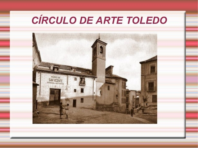 CÍRCULO DE ARTE TOLEDO         Título