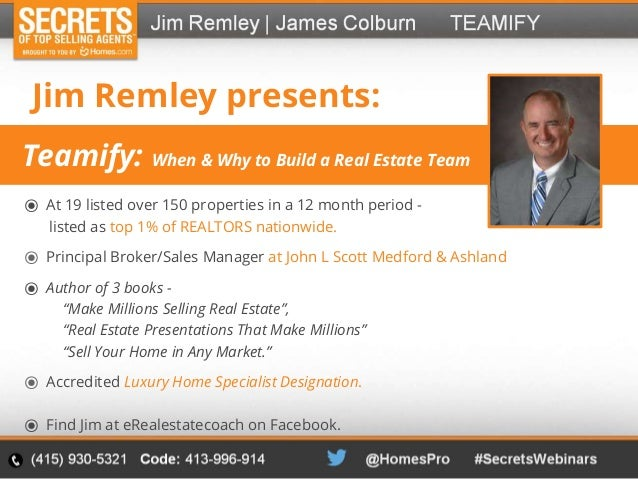 https://image.slidesharecdn.com/jimremleyjamescolburn-april19thslides2017slideshare-170426191713/95/teamify-when-why-to-build-a-real-estate-team-with-jim-remley-james-colburn-2-638.jpg?cb=1493234388