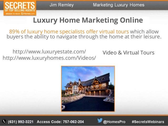 luxury home designation. Luxury Home  Marketing Homes Jim Remley