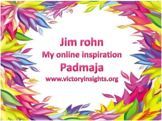 PADMAJA www.victoryinsights.org