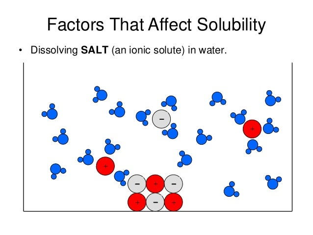 investigate factors influencing the solubility of Solubility and factors affecting solubility 7activestudio loading unsubscribe from 7activestudio cancel unsubscribe working.