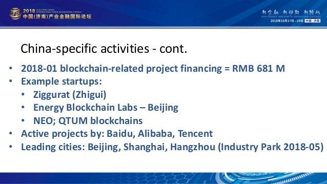 Rindi - Blockchain DLT FinTech Impact China