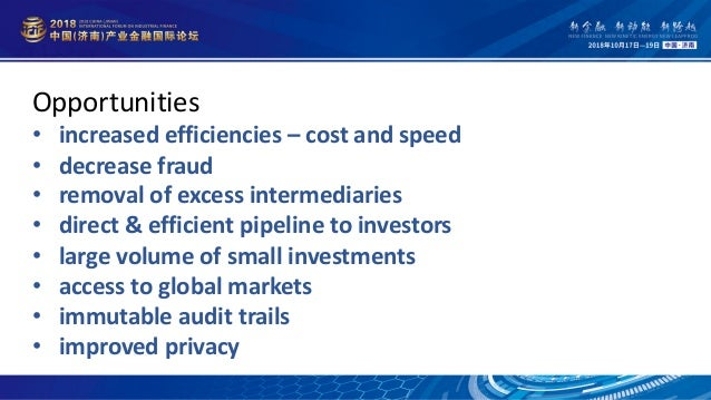 China-specific activities • bitcoin mining leader b/c low cost energy, labor, manufacturing • PBoC positive declarations (...