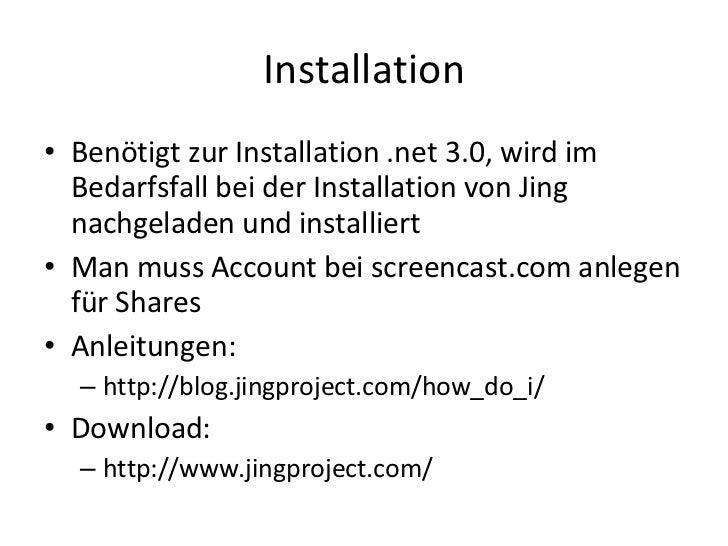 Jing Slide 3