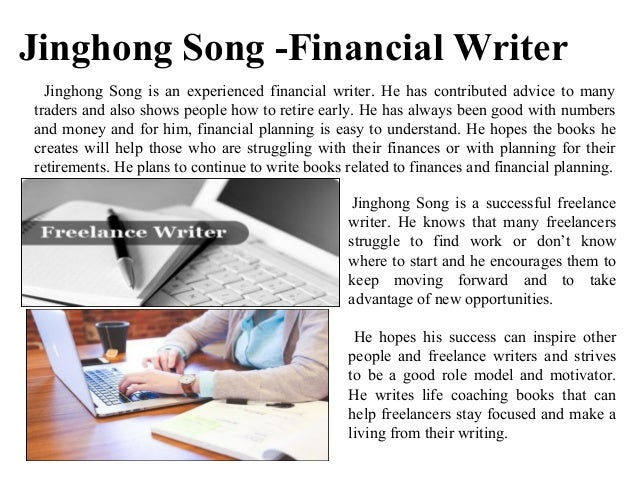 Jinghong Song -Financial Writer Jinghong Song is an experienced financial writer. He has contributed advice to many trader...