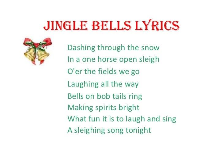 Jingle Bells Lyrics - 41051.com