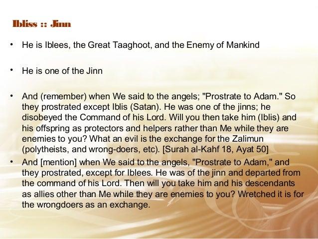 Jinn in islam