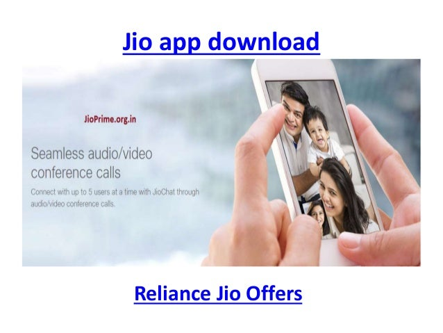 Reliance Jio Prime member welcome offers on JioPhone
