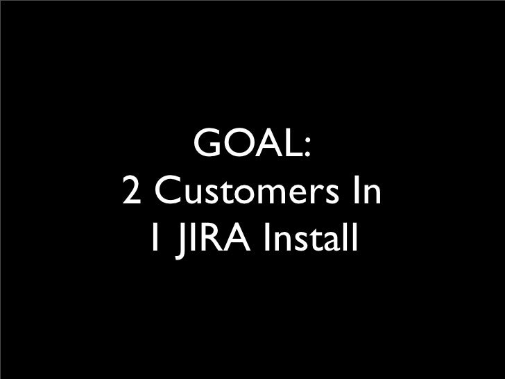 JIRA Virtualisation Slide 2