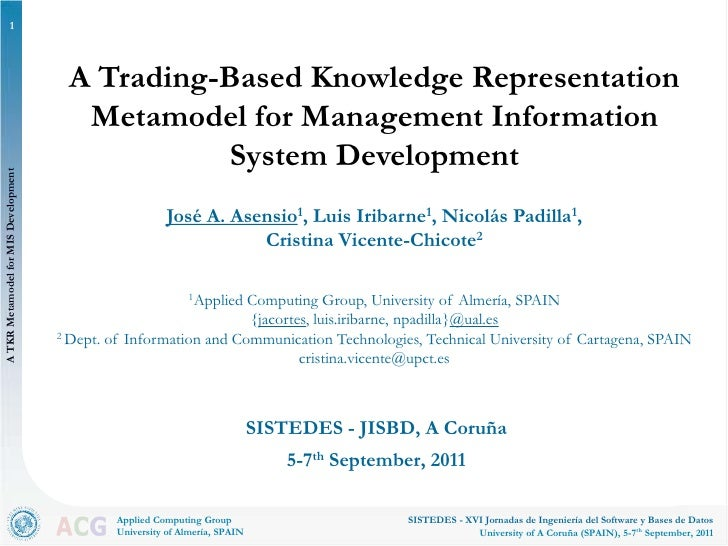 1                                       A Trading-Based Knowledge Representation                                        Me...