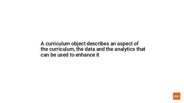 Activity: Writing Curriculum Objects