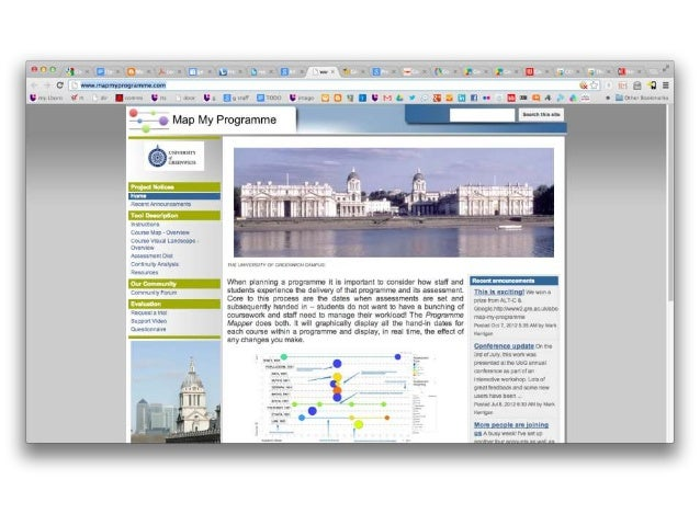 JISCEL12 Open Architectures - Google Apps