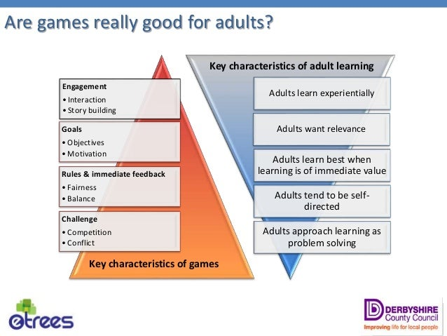 learning activities for adults
