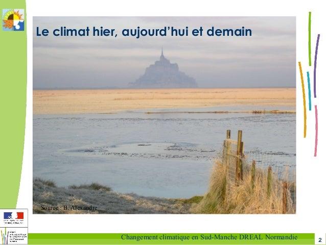 Ji selune 2017_impacts_changement_climatique Slide 2