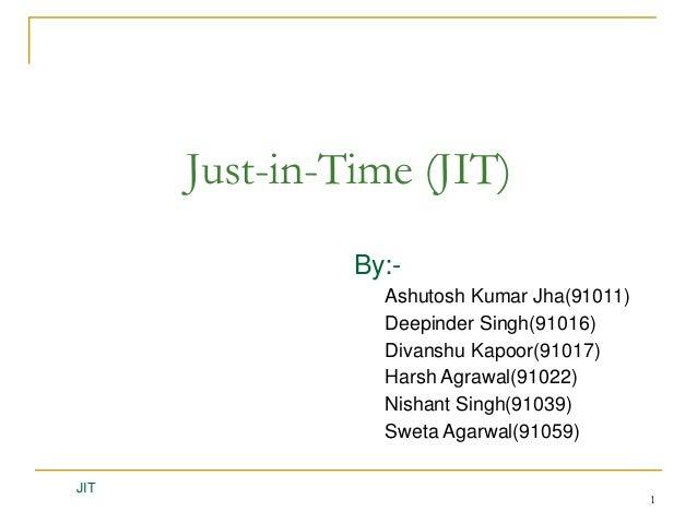 1 By:- Ashutosh Kumar Jha(91011) Deepinder Singh(91016) Divanshu Kapoor(91017) Harsh Agrawal(91022) Nishant Singh(91039) S...