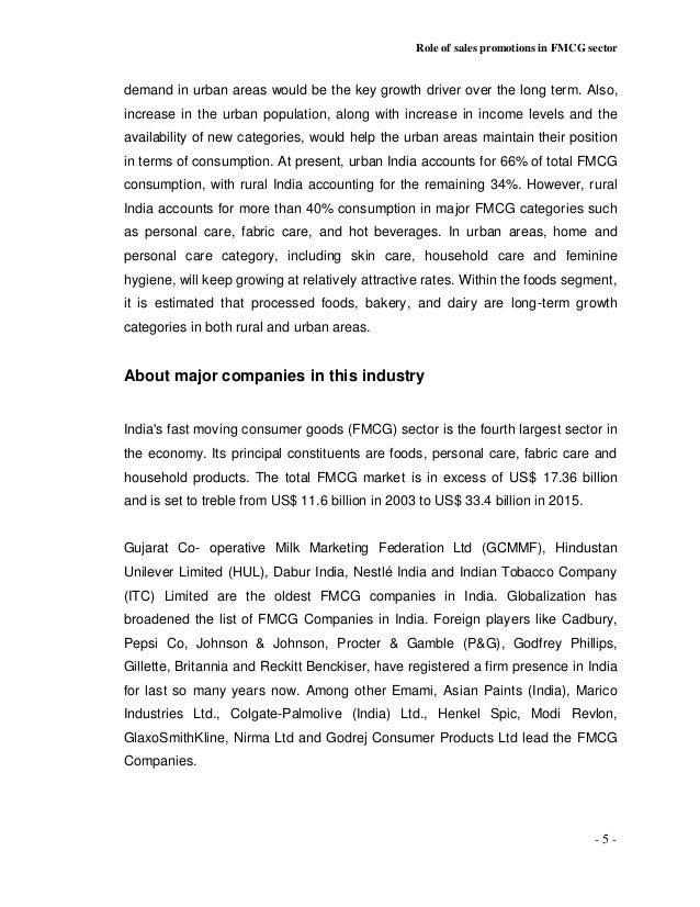 HUL (Hindustan Unilever) Marketing Mix (4Ps) Strategy