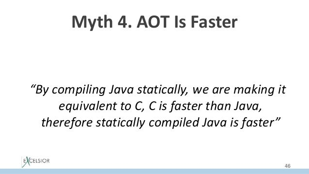 JIT vs  AOT: Unity And Conflict of Dynamic and Static Compilers