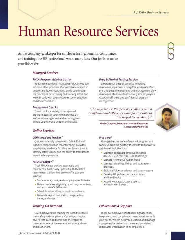 J  J  Keller & Associates Overview
