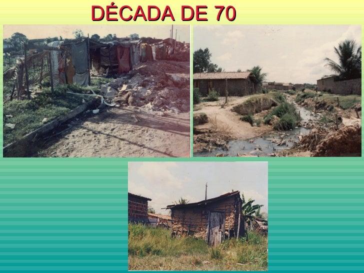 DÉCADA DE 70