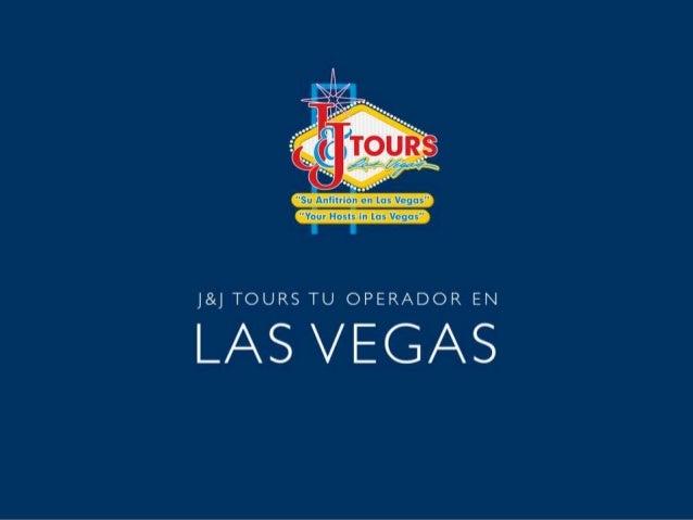 Establecida en Las Vegas desde hace más de 20 años. Somos el operador receptivo más grande y experimentado en su clase.