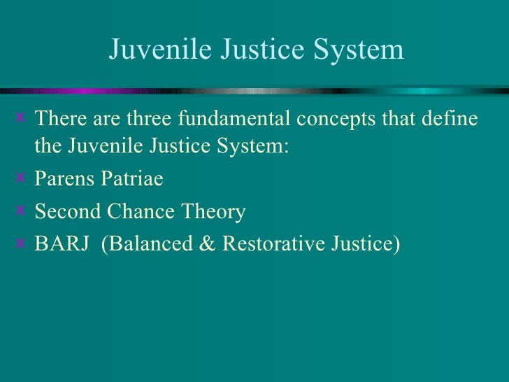 restorative juvenile justice programs Balanced and restorative justice is not a new set of programs or short–term projects it is a new way of thinking about crime, community, and working together for the future.