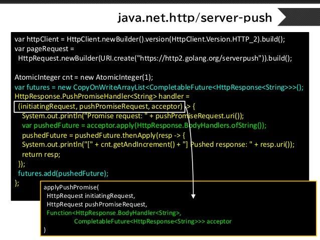 Introduction httpClient on Java11 / Java11時代のHTTPアクセス再入門