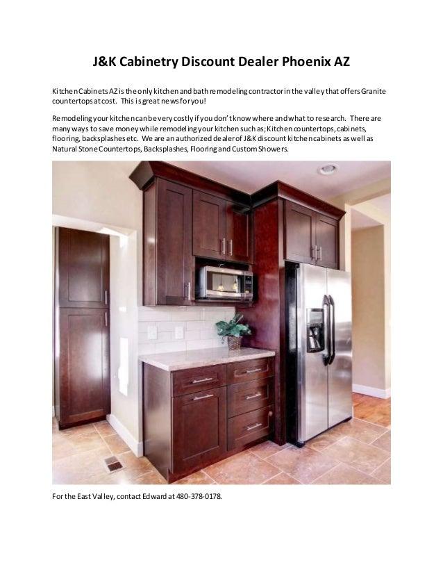 Ju0026K Cabinetry Discount Dealer Phoenix AZ KitchenCabinetsAZisthe  Onlykitchenandbathremodelingcontractorinthe Valleythatoffe.