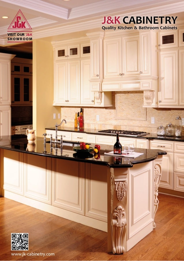 1 Ju0026K CABINETRY Quality Kitchen U0026 Bathroom Cabinets VISIT OUR Ju0026K SHOWROOM  Www.jk  ...