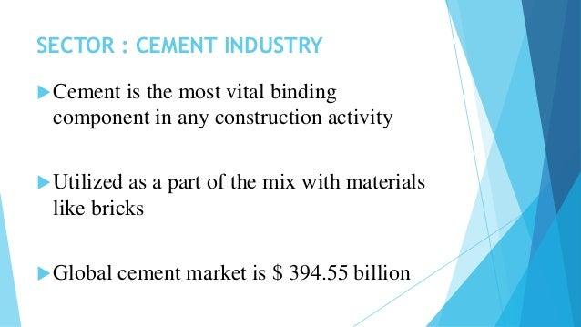 Jk Cement Company : Jk cement company analysis
