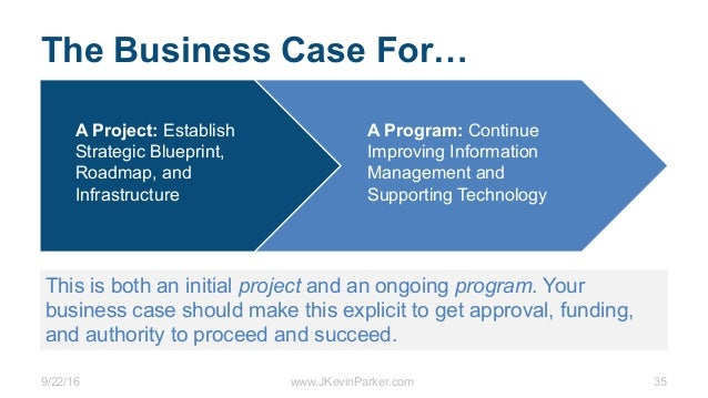 The business case for information strategy and architecture business case for information strategy architecture 35 malvernweather Choice Image