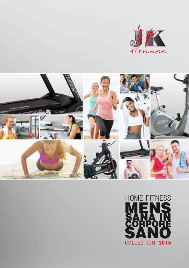 COLLECTION 2016 HOME FITNEss