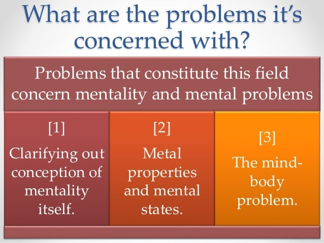 the mind body problem discussion Discussion of human concept books: can we solve the mind-body problem essay writing service, custom discussion of human concept books: can we solve the mind-body problem papers, term.