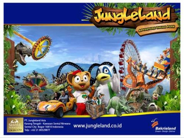 ..Easy Acces..from JagorawiTOLL..Located in Sentul Bogor..                                     ..The Biggest Theme Park In...