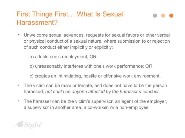 How Can Sexual Harassment Be Prevented In The Workplace