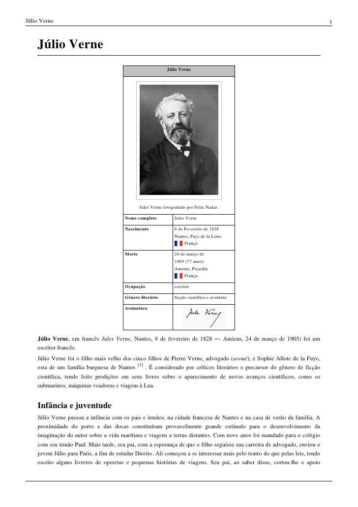 Júlio Verne                                                                                                               ...