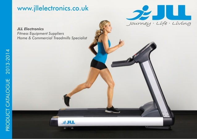 JLL Electronics 2013-2014 Fitness Motorised Home and  Commercial Treadmills